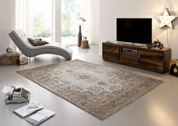Tappeto stile vintage - beige 240x170x2 GRANTS